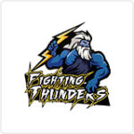 GCL19 Team Logo for Fighting Thunders