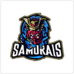 GCL19 Team Logo for Samurais