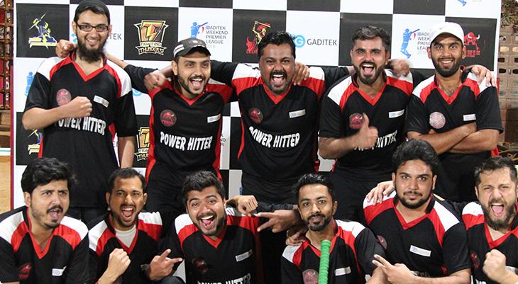 Winners of GCL18 Team Power Hitters